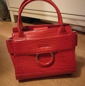 Sam Edelman crocodile handbag